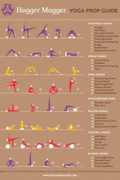 How To Use Yoga Props