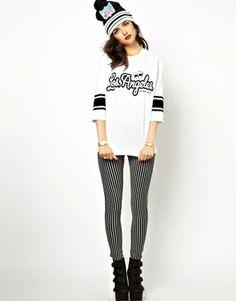 Joyrich La Athletic T-Shirt #Fashion #Clothing #Outfit