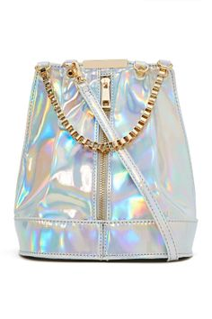 Iridescent bag