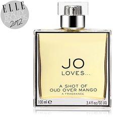 Award Winning Jo Loves A Shot of Oud Over Mango Fragrance