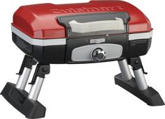 Cuisinart® Petit Gas Grill  | Crate and Barrel