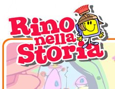 Ancient history in Italian for kids, cartoon style with audio. Storia interativo per bambini elementare/media.