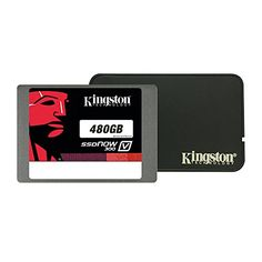 From 165.78 Kingston Technology 480gb Solid State Drive V300 Sata 3 Upgrade Bundle Kit With Adapter
