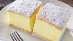 Rețeta originală a cremșnitului. Romanian Desserts, Romanian Food, Just Desserts, Delicious Desserts, Yummy Food, Sweet Recipes, Cake Recipes, Dessert Recipes, Dessert Bread