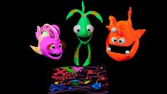 """ImaginOcean"": A Glow-in-the-Dark Puppet Musical Adventure for Kids"