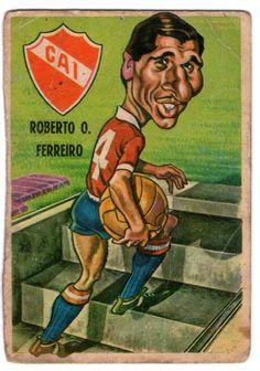 figurita tarjeton futbol sport 67 r.ferreiro (independ)num66