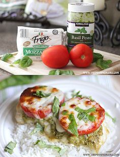 With only 4 ingredients and minimal preparation required, recipes don't get much more simple! And it's incredibly inexpensive! Ingredients: 3-4 boneless,skinless chicken breasts 4-6 tablespoons bas...