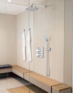 #Grohe #Grohtherm1000 thermostaat in je #badkamer. Nieuwsgierig? Check het blogartikel van deze week door op de afbeelding te klikken!