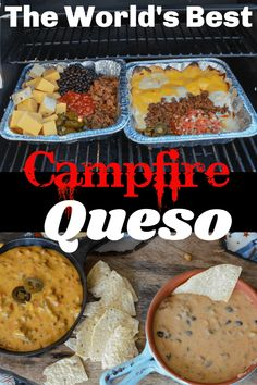 Camping Menu, Camping Hacks, Tent Camping, Camping Foods, Easy Camping Recipes, Campfire Cooking Recipes, Good Camping Meals, Easy Food For Camping, Camping Dinner Ideas