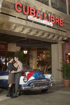 Cuba Libre at Tropicana Nightlife