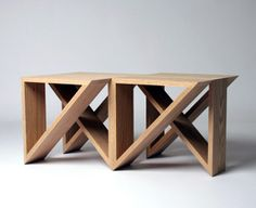 M.stools by Jaewon Cho of J1studio
