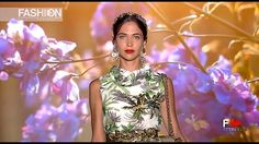 SWEET MATITOS 080 Barcelona Fashion Week Spring Summer 2018 - Fashion Channel - YouTube