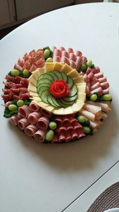 Appetizers For Party Party Snacks Appetizer Recipes Salad Recipes Snack Recipes Grazing Tables Party Trays Party Finger Foods Game Day Food Chef Knows Best catering Appetizer table- Sandwiches, roll ups, Wings, veggies, frui Meat And Cheese Tray, Meat Trays, Meat Platter, Food Trays, Party Food Platters, Party Trays, Party Snacks, Meat Appetizers, Appetizers For Party