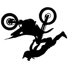 Our Motocross Dirt Bike Wall Decals are applied just like a sticker. It comes ready to apply; follow the easy instructions included in your package and... you are ready to go! Your home and room decor