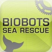 Biobots iPad app - Design an underwater rescue robot inspired by animals
