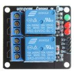 2 Channel 5V SongLe Relay Shield Mo...