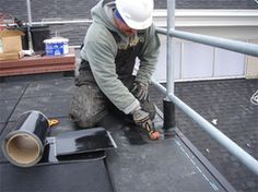What is the Difference Between Commercial and Residential Roof Repair? #RoofRestoration