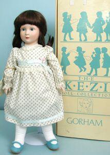 Картинки по запросу gorham doll collection