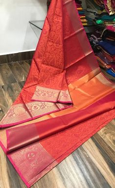 Kora Silk Sarees, Silk Saree Kanchipuram, Ethnic Sarees