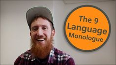 Babbel Voices | Matthew's 9 Language Monologue