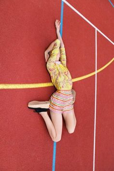 Carven by Viviane Sassen #fashion #photography