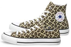 80b021f3dc9f Anything Cheetah or Converse is fabulous! And them together is a double  bonus! Leopard