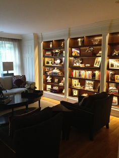 awesome lighting bookcase lighting ideas