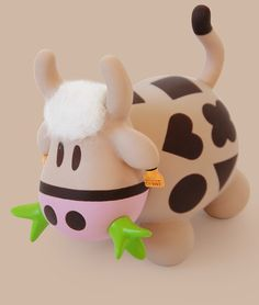 the Original Cowly - Art Toy on Behance