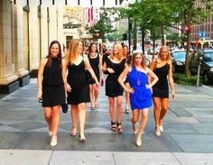"""Washington DC Bachelorette Party Idea. Cute list of """"do's"""" for DC"""