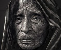 """SAGE VIELLE FEMME / """"Sadness""""by Risquillo / The Faces of Poverty Showcase, Photography"""