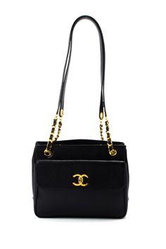 Vintage Chanel Shoulder Bag