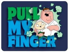 Family Guy Peter Griffin Pull My Finger Cell Screen Cleaner, http://www.amazon.com/dp/B00H9S8HRY/ref=cm_sw_r_pi_awdm_7gz8sb12XHPJ0