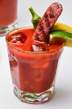 The very best Bloody Mary recipes made with sausage!  You'll be impressed by these bold and inventive flavor combinations.  Great Bloody Marys for your next party!
