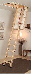 Loft conversion - Ladder                                                                                                                                                                                 More