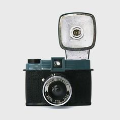 Doesn't everybody have a soft spot for vintage cameras? x I sure do