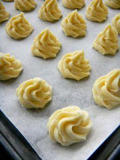 DOLCEmente SALATO: Biscotti al limone