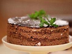 Recetas María Laura D'Aloisio | Torta helada de chocolate | Utilisima.com