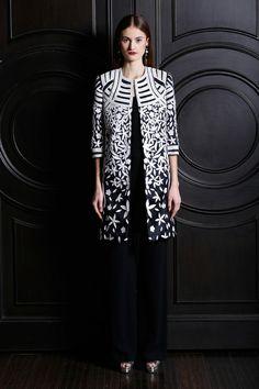 Naeem Khan | Pre-Fall 2013 Collection | Style.com - jacket