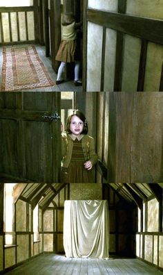 Lucy...She was so cute and little then! Wish I found Narnia and LIVED there!!