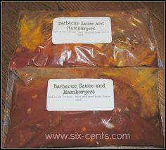 Six Cents: Crockpot Freezer Cooking 4