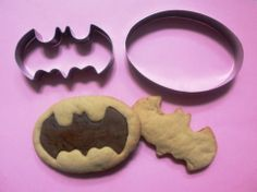 Batman movie comics party special biscuit baking cookie cutter | eBay