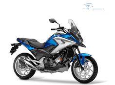 Honda NC 750 XA ABS 2016 novo :: www.Avto.net ::