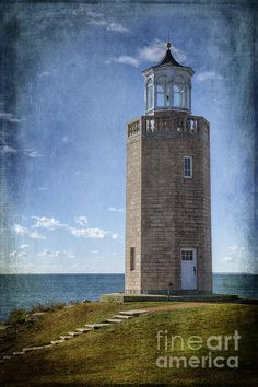 Avery Point Lighthouse in Connecticut, USA. To view or purchase my prints, visit joan-carroll.artistwebsites.com iPhone covers can be purchased at joan-carroll.pixels.com THANKS!