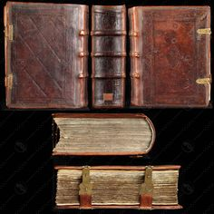 Beautiful Victorian rebinding of a Medieval text.