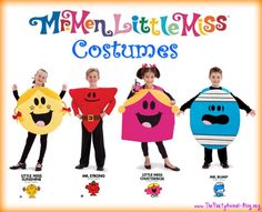 Costumes des Monsieurs Madames