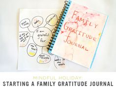 It comes as no surprise that during the holidays gratitude is on everyone's mind.  There are many ways to express gratitude and this year our family decided to try a new one, a family gratitude journal.  In years past I have had first grade students create individual gratitude journals, so using a similar process our …