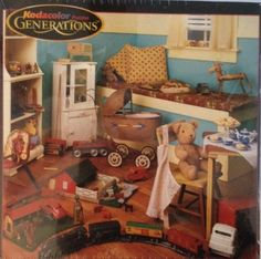 Generations kodacolor Puzzle, 750 Pieces, 1940 Toy Room, Ages 12 Plus. #Kodacolor #puzzle