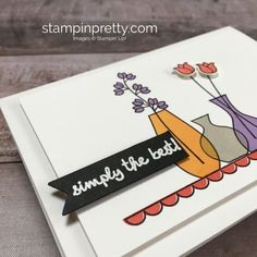 Meet Varied Vases – My $1 Million Milestone Stamp Set