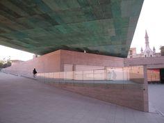 Museu da Memória + Centro Matucana - Galeria de Imagens | Galeria da Arquitetura