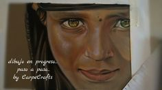 I continue with this drawing made with prixmacolor pencils.. By CarpeCrafts